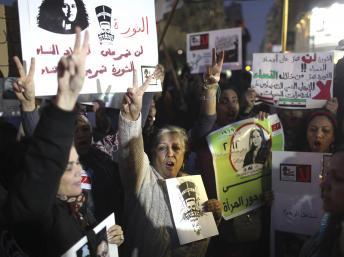 egypte : manifs abus sexuels