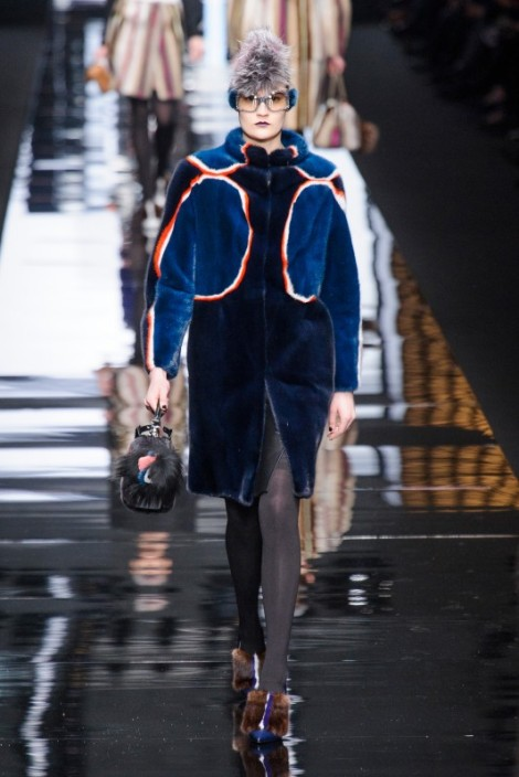 FENDI - Hiver 2013-2014 - Fashion week Milan