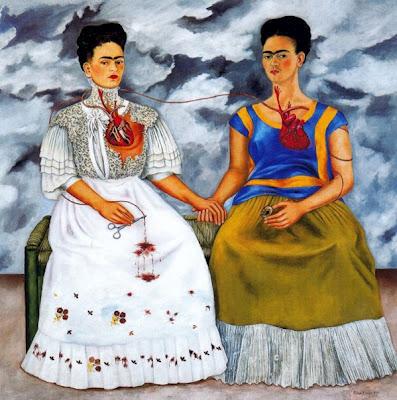 """"""" Les deux Fridas """""""