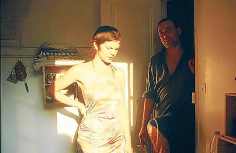 "Nan Goldin ""Valerie and Bruno"""